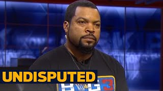 Ice Cube picks his ultimate 3-on-3 basketball team | UNDISPUTED