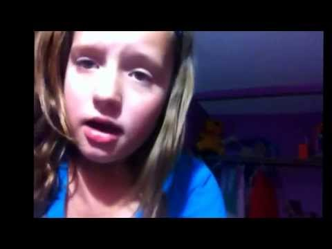 I kissed a girl  11 year old