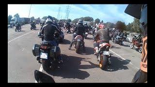 RASSEMBLEMENT MOTO / MANIF FFMC / LE HAVRE / 2K17