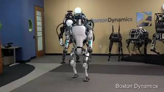 Бедеые роботы!