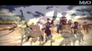 【MMD戦国BASARA】一騎当千