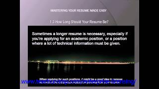 Resume Skills Introduction to Resume Writing Lesson 1.3 Employee Group Training