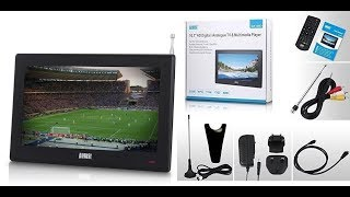 August Tragbarer HD TV DVB-T2 Multimedia Player *Produkttest*