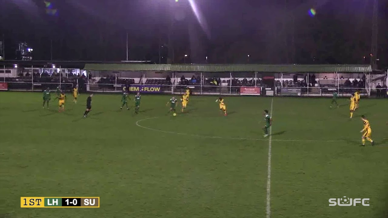 Leatherhead FC vs Sutton United Highlights SSC – 28/1/20