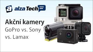 Jaké jsou akční kamery? - AlzaTech #170