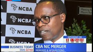 NIC Group and Commercial Bank of Africa merge after CBK approvals