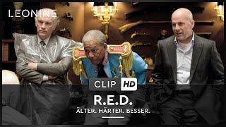 R.E.D. - Älter. Härter. Besser. Film Trailer