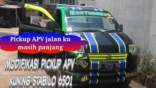 8100 Koleksi Gambar Variasi Mobil Apv Pick Up HD