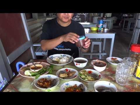 ชิมอาหารพม่า burmar food
