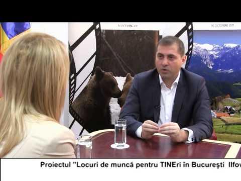 (VIDEO) Locuri de muncă pentru TINEri în București Ilfov și Târgu Mureș – FLORIN NICOLAE JIANU (E32)