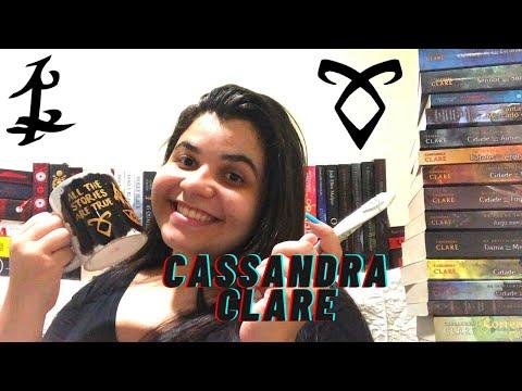 Por onde começar a ler Cassandra Clare?   Lendo com Bia
