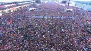 Beatsteaks - Milk & Honey (HQ) LIVE @ Rock am Ring 2011