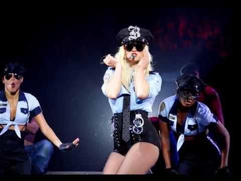 Concierto Britney Spears