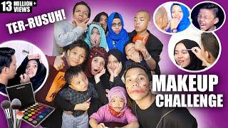 Video MAKEUP CHALLENGE TER RUSUH   Gen Halilintar MP3, 3GP, MP4, WEBM, AVI, FLV September 2019