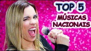 #VEDA 8 - TOP 5 - Músicas Nacionais