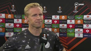 """""""This is where we get tested."""" Kasper Schmeichel on need for Leicester to bounce back"""