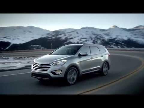 Hyundai Santa Fe Limited Preview | AutoMotoTV
