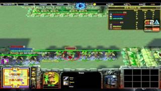 Стрим 02.04.2016.[3] Warcraft III (TTW, CustomHeroLineWars, Vampirism NewGen)