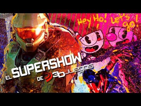 , title :'SUPERSHOW: SAGAS que queremos que VUELVAN, CUPHEAD para PS4 y el EVENTO de XBOX'