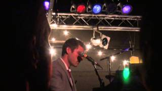 Jon McLaughlin - Away In A Manger- The Christmas Tour Boston 2014
