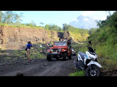 BRI Kanca Gunung Sahari Bersama Jogja Geowisata, 19 Maret 2016