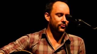 "Dave Matthews Tim Reynolds ""Little Thing"" Tease Saenger Theatre, New Orleans, LA 1/15/14"