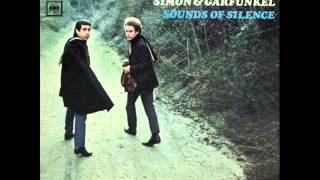 Simon and Garfunkel The Sound of Silence Music