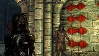 The Elder Scrolls V: Skyrim-обзор мода:БРОНЯ ЧЁРНОГО ПРИЧАСТИЯ И ЧЁРНАЯ БАШНЯ