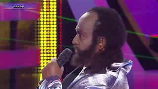 CEZAR OUATU - Pavarotti & Barry White - ˝My first, my last, my everything˝ // DUAL FACE & VOICE