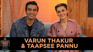 'Social Media Star with Janice' E02: Taapsee Pannu and Varun Thakur