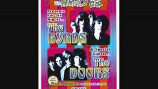 The Doors-Only Vocals Bass And Drums-Yes The River Knows