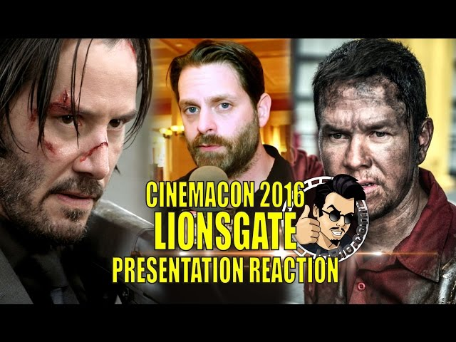 John Wick 2 Deepwater Horizon Reactions More Lionsgate