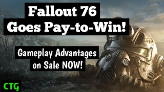 Bethesda Adds Pay-to-Win to the Atomic Shop