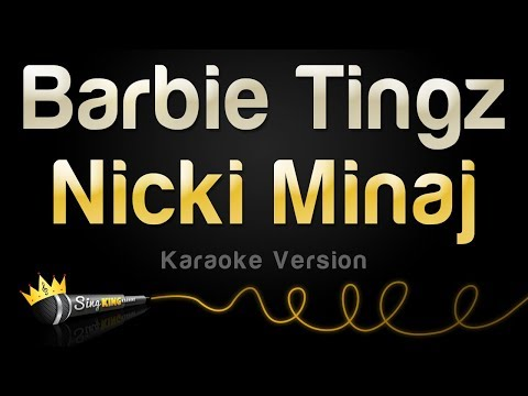 Nicki Minaj - Barbie Tingz (Karaoke Version)