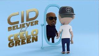 "CID Featuring CeeLo Green ""Believer"" Video"