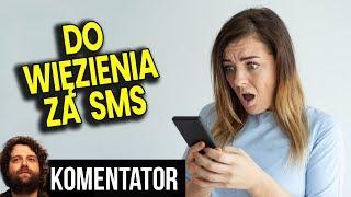 Masz Telefon i Odbierasz SMSy? – Możesz TRAFIĆ DO WIĘZIENIA – Analiza Komentator Smartfon 5G Polityk