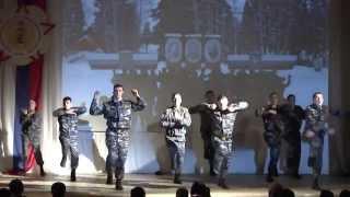 Визитка Пермского кадетского корпуса ПФО на Межрегиональном Слете юных патриотов - 2014
