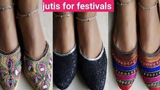3 best jutis for this festival