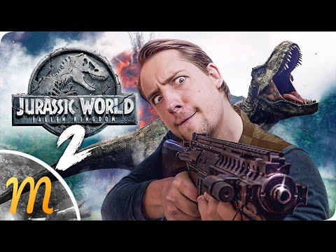 UN RAPTOR COMME ANIMAL DE COMPAGNIE - Jurassic World 2