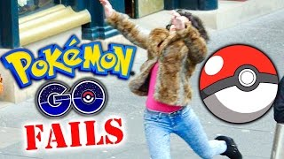 5 POKEMON GO FAILS
