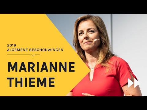 Is Marianne Thieme de beste debater tijdens de APB 2019?