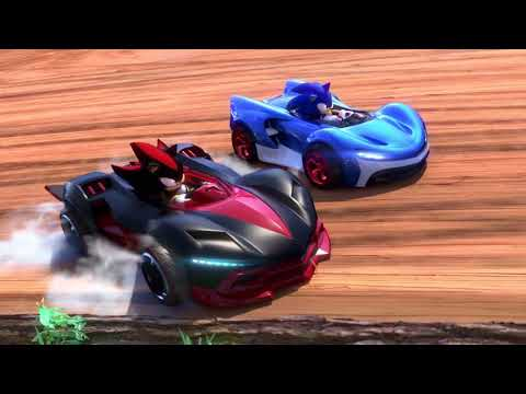 Видео № 1 из игры Team Sonic Racing [NSwitch]
