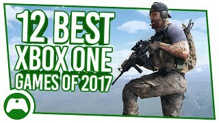 12 Best Xbox One Games You Had To Play In 2017!