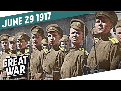 Nová ruská ofenziva - Velká válka