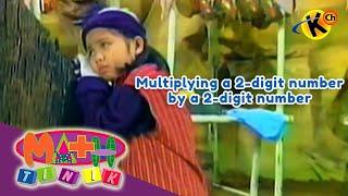 Grade 2 Math | Multiplying 2 Digit Number By 2 Digit Number | Mathtinik
