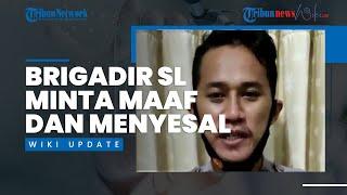 Sebarkan Video Kapolres Nunukan Aniaya Anggotanya, Brigadir SL Minta Maaf: Saya Sangat Menyesal