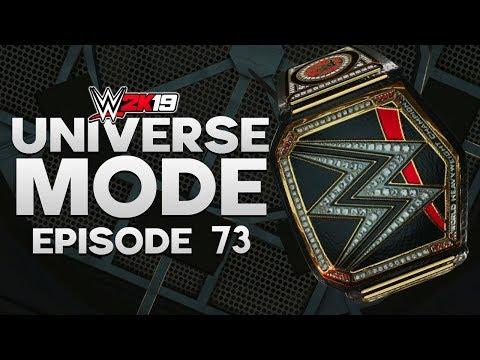 WWE 2K19 | Universe Mode - 'TLC PPV!' (PART 3/3) | #73
