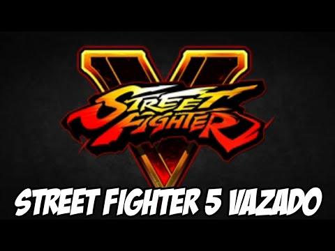 Street Fighter V Playstation 4