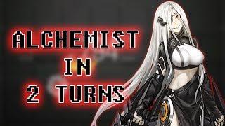 Alchemist  - (Girls' Frontline) - Girls' Frontline | Alchemist (6-6) in 2 Turns