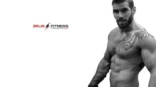 New 15 Minute Fat Burning Workout from Zeus Fitness - Increased intensity by TheZeusFitness